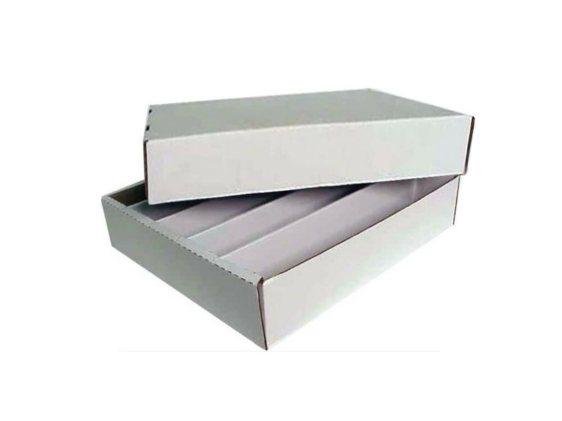 5000ct Cardboard Box for Card Storage (1-BX-5000) (BCW)