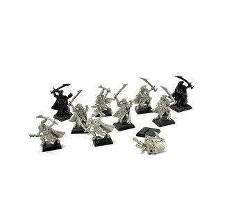 Dark Elves 10 Shade Shadows Scouts #2 METAL Warhammer Fantasy