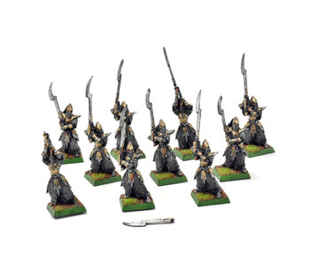 Dark Elves 10 Executionners #1 METAL Warhammer Fantasy