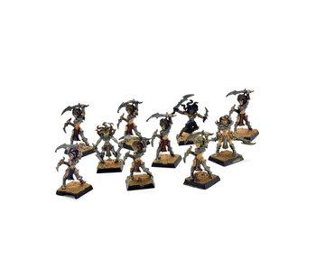 Dark Elves 10 Witch Elves #1 METAL Warhammer Fantasy