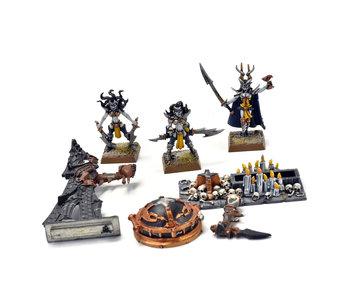 Dark Elves Classic Cauldron of Blood #1 METAL Warhammer Fantasy