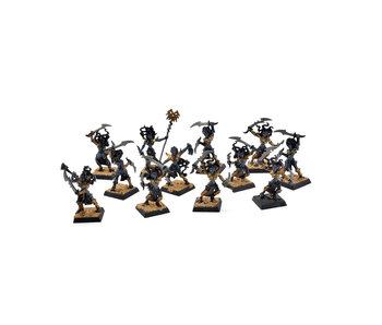 Dark Elves 12 Witch Elves #2 METAL Warhammer Fantasy