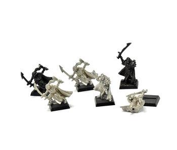 Dark Elves 6 Shade Shadows Scouts #1 METAL Warhammer Fantasy