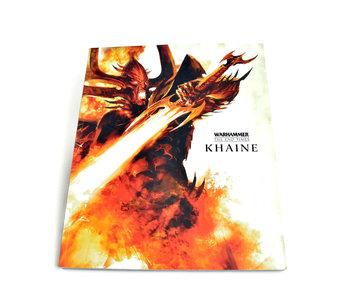 KHAINE The End Times Volume III Warhammer Sigmar