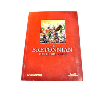 THE BRETONNIAN Collectors Guide Warhammer Fantasy