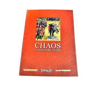 CHAOS Collectors Guide Warhammer Fantasy