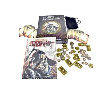 WARHAMMER Triumph & Treachery Expansion Warhammer Sigmar