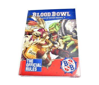 BLOOD BOWL Rules Pack ENGLISH Warhammer Rulebook