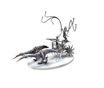 HEDONITES OF SLAANESH Seeker Chariot #1  WELL PAINTED Warhammer Sigmar
