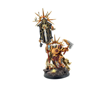 STORMCAST ETERNALS Lord Relictor #1 WELL PAINTED Warhammer 40k
