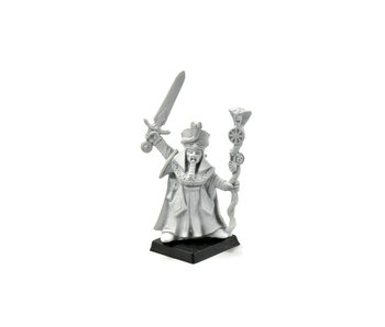 EMPIRE City State Mage #1 Warhammer Fantasy PLASTIC Quest