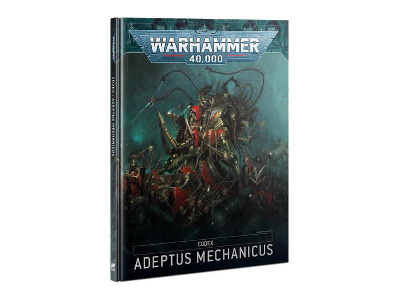 Games Workshop Adeptus Mechanicus Codex (HB) (French)