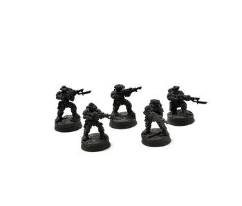ASTRA MILITARUM 5 Cadian Shock Troops #3 40K