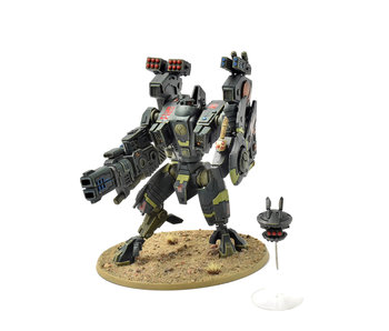 TAU EMPIRE Riptide #1 WELL PAINTED Warhammer 40k