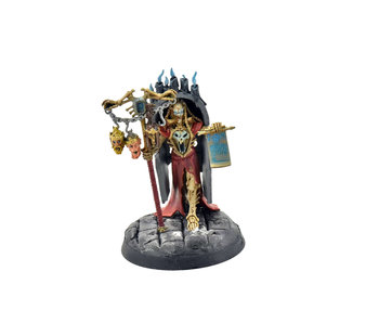 OSSIARCH BONEREAPERS Vokmortian, Master of the Bone-Tithe WELL PAINTED