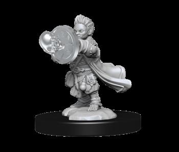 Pathfinder Unpainted Minis Wv14 Halfling Wizard Male