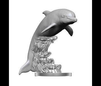 Wizkids Unpainted Minis Wv14 Dolphins