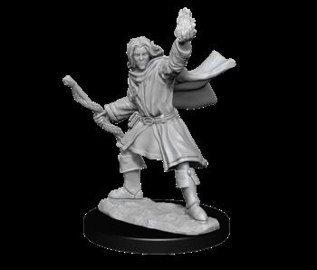 Pathfinder Unpainted Minis Wv14 Elf Sorcerer Male