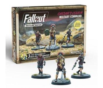 Fallout Wasteland Warfare - Caesar's Leg Military