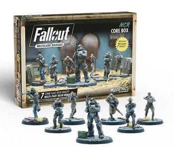 Fallout Wasteland Warfare - NCR Core Box