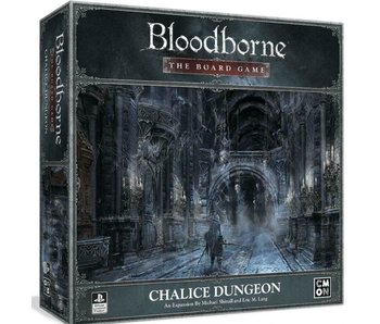 Bloodborne The Board Game - Chalice Dungeon