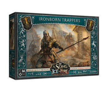 A Song Of Ice & Fire - Greyjoy Ironborn Trappers