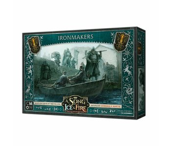A Song Of Ice & Fire - Greyjoy Ironmakers