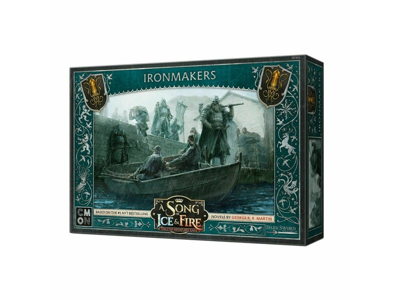 CMON A Song Of Ice & Fire - Greyjoy Ironmakers