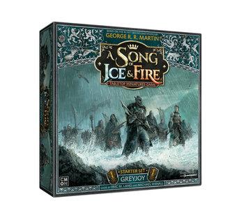 A Song Of Ice & Fire - Greyjoy Starter Set