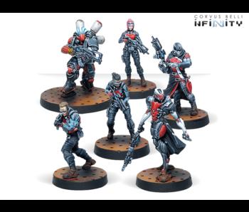 Infinity - Nomads - Starter Box - Tunguska Command
