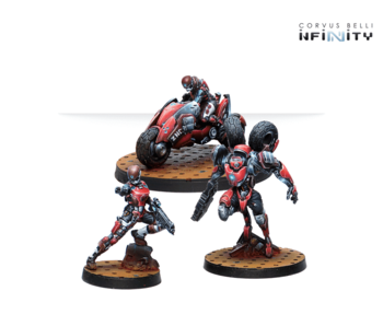 Infinity - Fast Offensive Unit Zondnautica