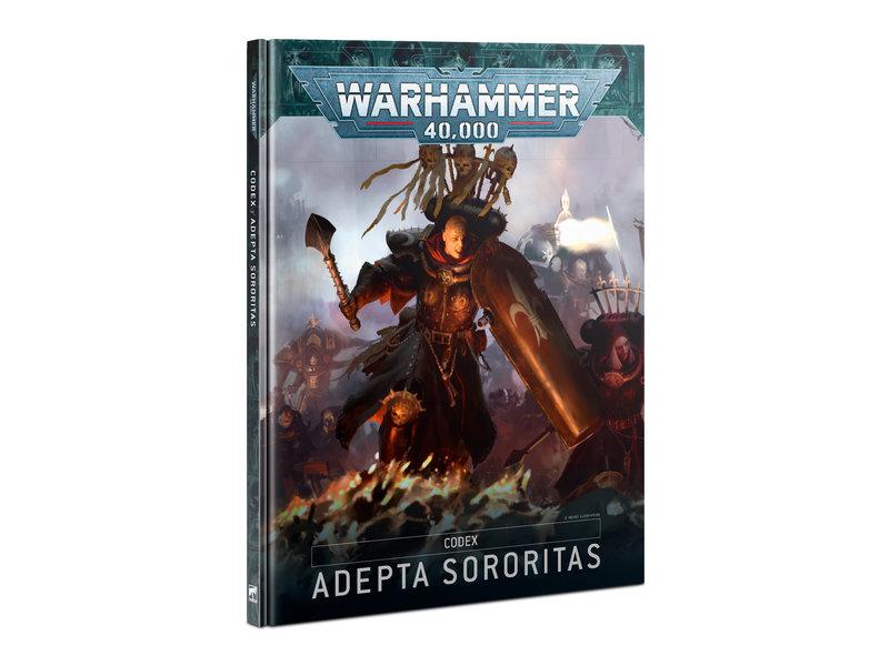 Games Workshop Adepta Sororitas Codex (HB) (French)