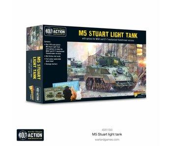 Bolt Action M5 Stuart Light Tank