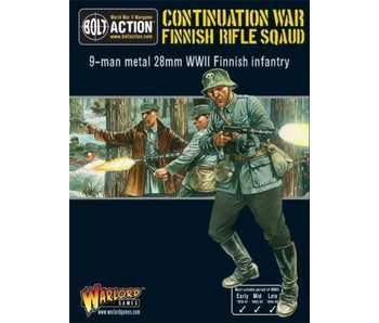 Bolt Action Continuation War Finnish Rifle Squad