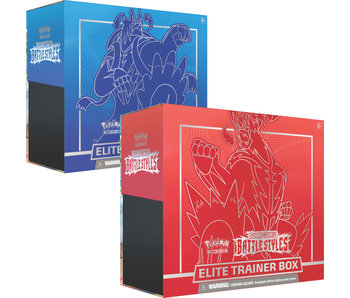 Pokemon Swsh5 Battle Styles Elite Trainer