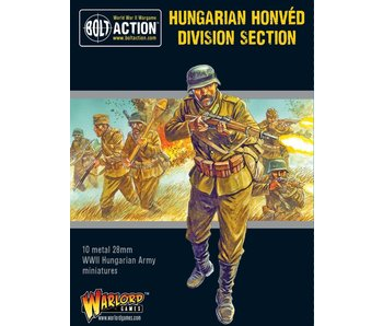 Bolt Action Hungarian Army Honved Division Section
