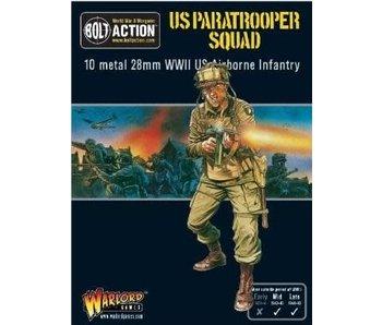 Bolt Action US Paratrooper Squad