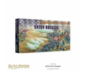 Black Powder Epic Battles: ACW Union Brigade