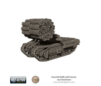 Bolt Action Churchill Avre with Fascine