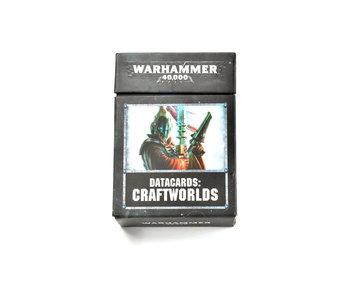 CRAFTWORLDS Datacards #1 WELL PAINTED Warhammer 40k