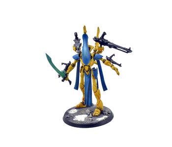 CRAFTWORLDS Wraithlord #2 WELL PAINTED Warhammer 40k Iyanden