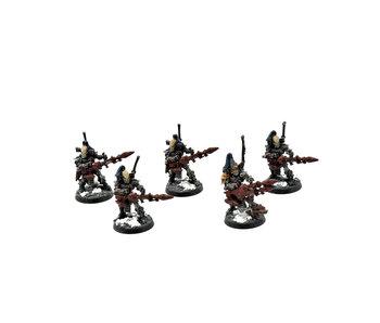 CRAFTWORLDS 5 Dark Reapers #1 WELL PAINTED Warhammer 40k Eldar