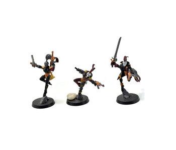 HARLEQUINS 3 Troupe #3 Warhammer 40k