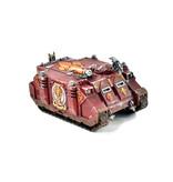 Games Workshop ADEPTA SORORITAS Rhino #1 PRO PAINTED Warhammer 40k