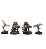 Games Workshop ADEPTA SORORITAS 5 Retributor Squad #1 PRO PAINTED Warhammer 40k