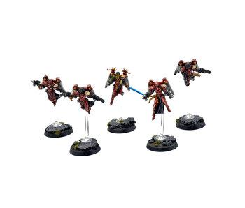 ADEPTA SORORITAS 5 Seraphim Squad #2 PRO PAINTED Warhammer 40k