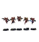 Games Workshop ADEPTA SORORITAS 5 Seraphim Squad #2 PRO PAINTED Warhammer 40k