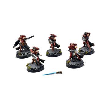 ADEPTA SORORITAS 5 Dominion Squad #1 PRO PAINTED Warhammer 40k