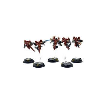 ADEPTA SORORITAS 5 Seraphim Squad #1 PRO PAINTED Warhammer 40k