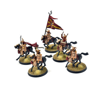 MIDDLE-EARTH 5 Easterling Kataphracts #1 PRO PAINTED LOTR